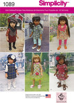 Doll Clothes for 18 inches Dolls