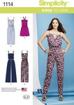 Misses´ Easy Dress and Jumpsuits