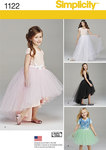 Child´s and Girls´ Tulle Skirts