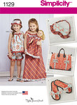 Child´s Apparel and Accessory Pattern