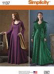 Misses´ Medieval Fantasy Costumes