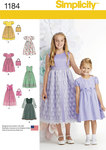Child´s and Girls´ Dresses and Purse