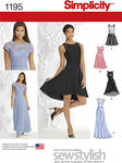 Misses and Miss Petite Special Occasion Dress