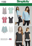 Knit Tops for Miss and Plus Sizes