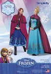 Disney Frozen Costumes for Misses´