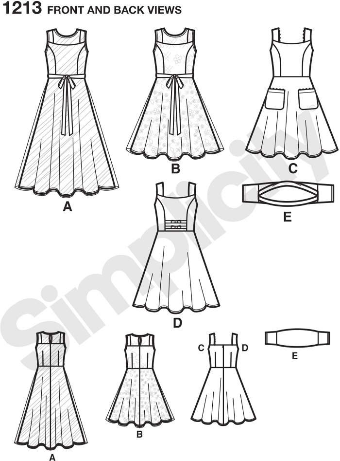 Girls´ and girls´ plus dresses can fit any need with special occasion and casual possibilities. Dress can be tea length or knee length with overlay, or short with style options. Also includes knit shrug.
