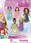 Disney Princess 18 inches Doll Clothes