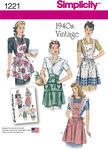 Misses Vintage Aprons