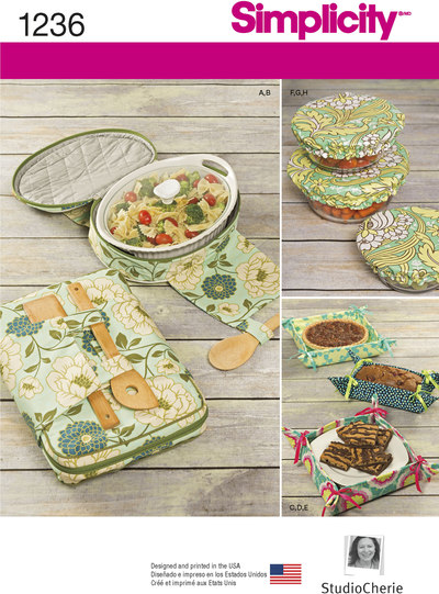Casserole Carriers, Gifting Baskets and Bowl Covers