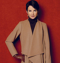 Coat and Dress. Butterick 6244.