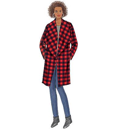 Jacket, Coat and Wrap
