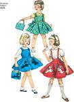 Child´s Jumper, Skirt and Bag