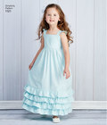 Child´s and Girls´ Pullover Dresses