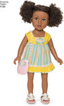 Everyday Clothes for 18 inches Dolls