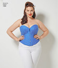 Misses and Plus Size Corsets