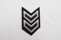 Army badge 4 x 6 cm