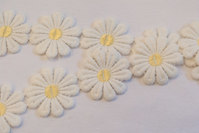 Daisy ribbon 5 cm