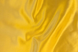 Gold-color polyester-satin