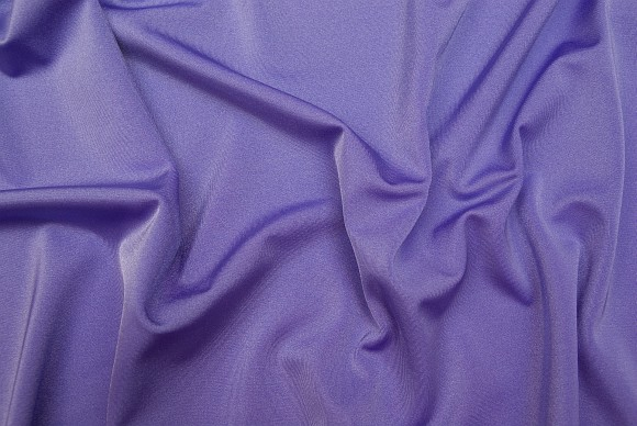 Lycra stretch in medium purple