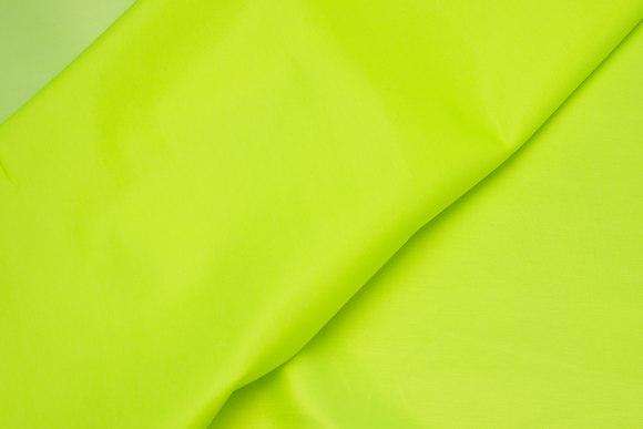 Neon-yellow rugged nylon