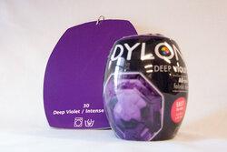 Dylon dye deep violet