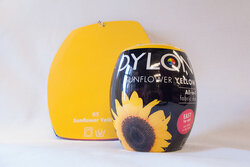 Dylon dye sunflower yellow