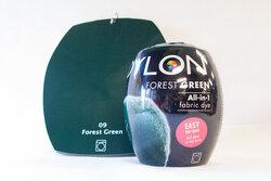 Dylon dye forest green
