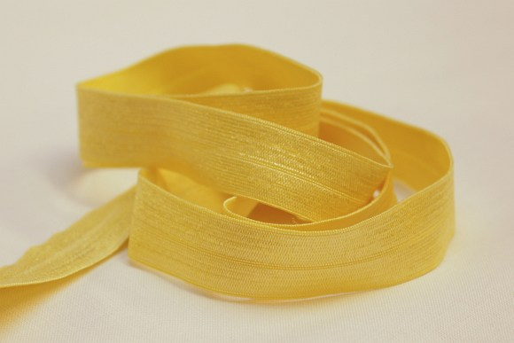 Elastic bias, light yellow