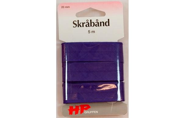 Bias binding in purple, 5 meters