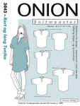 Onion 5045. Short and long tunic.