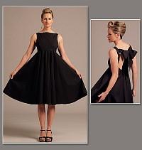 Dress. Vogue 1102.