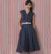 Dress. Vogue 8577.