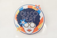 Disco beat patch 7cm