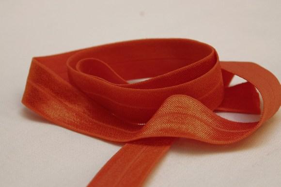 Elastic bias, orange