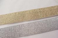 Gold elastic 3 cm