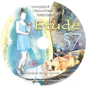 CD-rom no. 57 - Etude