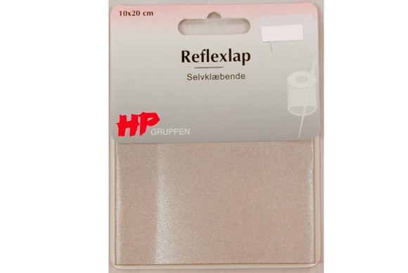 Reflex patch, adhesive 10 x 20 cm