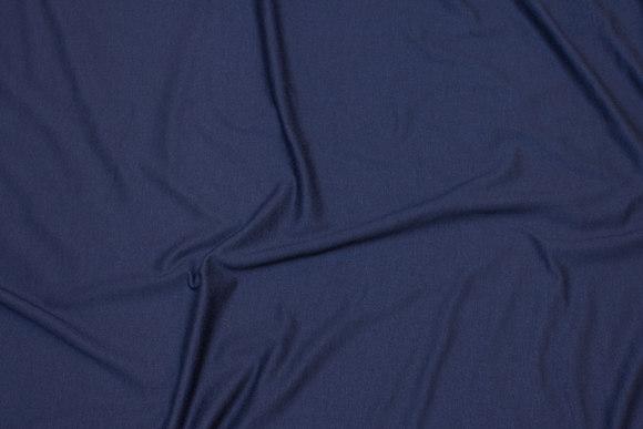 Lightweight viscosejersey navy blue