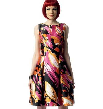 Petite Dress - Tom and Linda Platt