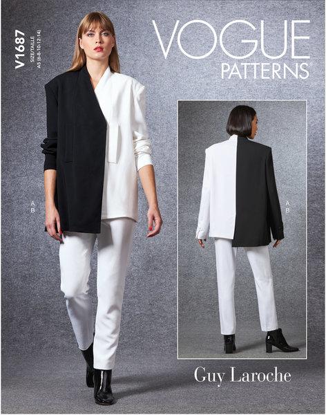 Jacket and Pants, Guy Laroche