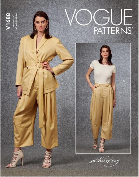 Jacket, Belt and Pants, Rachel Comey