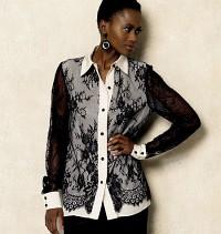 Shirt. Vogue 8927.