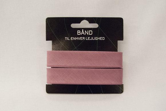 Dusty lilac bias tape, 5 meter