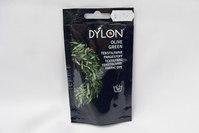 Dylon textile olive