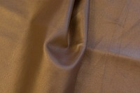 Golden-brown fake leather