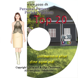 CD-rom no. 38 - Top 20