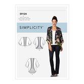 Jackets. Simplicity 9124.