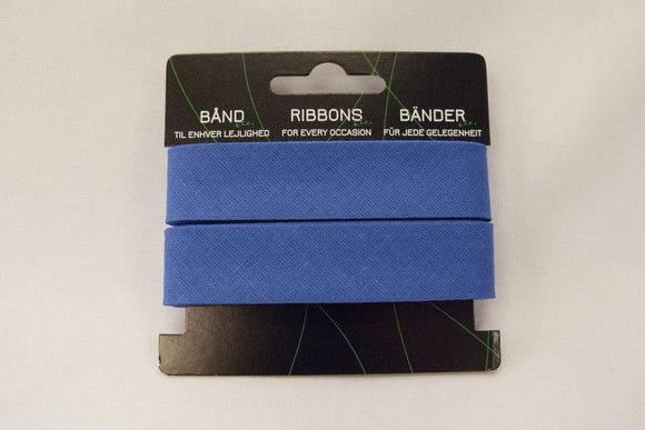 Sky blue bias tape, 5 meter