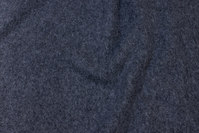 Speckled, grey felt wool