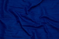 Taffeta in blue colours with crinkle effect